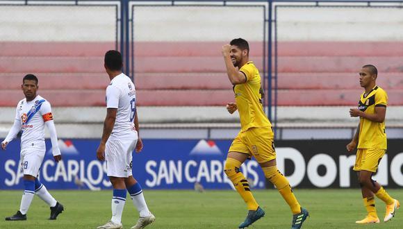 Cantolao derrotó 1-0 a Alianza Atlético por la fecha 8 (Foto:LIGA 1)