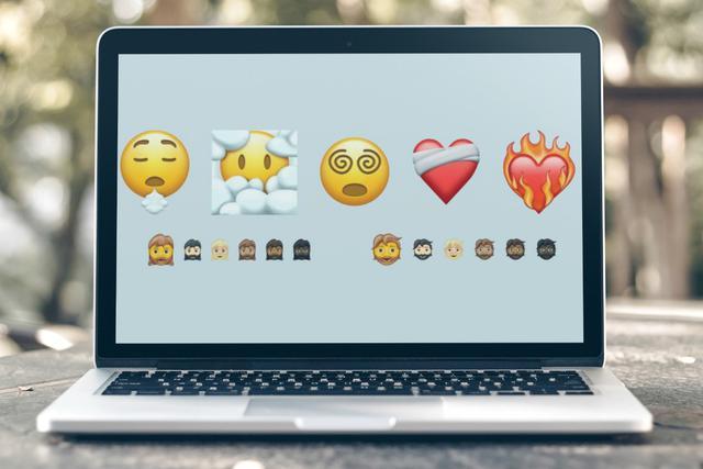 Los emojis que se podrán usar en WhatsApp desde el próximo año. (Foto: Emojipedia)