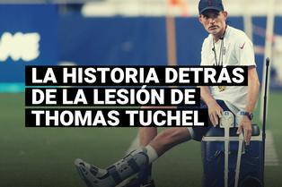 Thomas Tuchel y la lesión más insólita de la Champions League