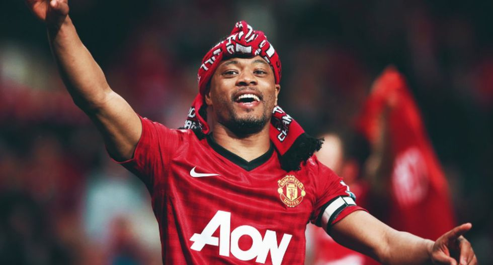 Patrice Evra. (Getty Images)