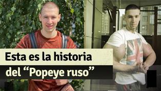 """""""Popeye ruso"""": conoce la historia de este peleador de artes marciales mixtas"""