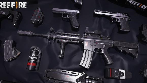 Free Fire OB27: todas estas armas fueron nerfeadas y buffeadas con el parche