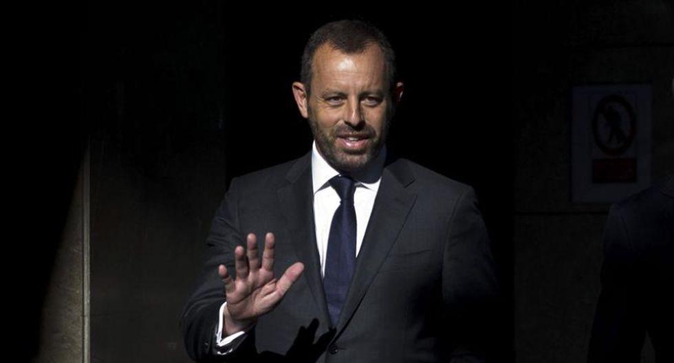 Rosell y su esposa habrían recibido 15 millones de euros ilícitos. (Foto: EFE)