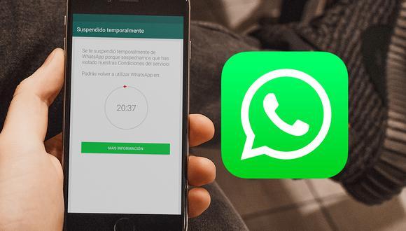 ¿Te han bloqueado de WhatsApp? Conoce qué es lo que le pasará a tu cuenta. (Foto: Stocksnap)
