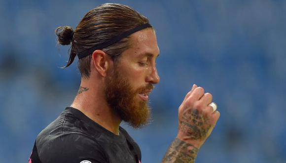 Sergio Ramos tiene contrato con Real Madrid hasta mediados del 2021. (Foto: AFP)