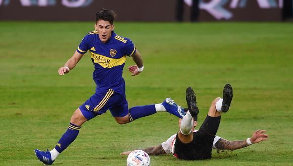 Boca y River se enfrentaron en cuartos de final de la Copa de la Liga   Foto: REUTERS