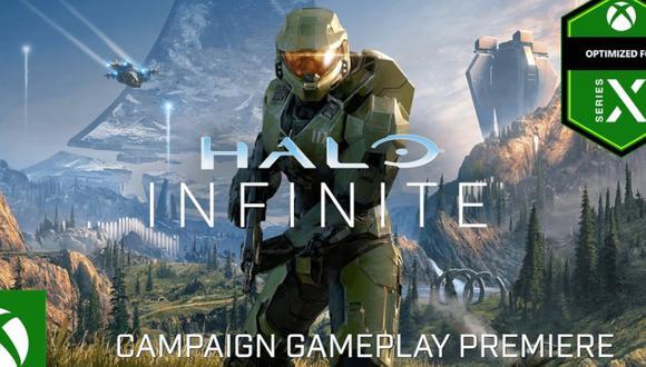 Halo Infinite estrena tráiler del gameplay: habrá un gancho, nuevos escenarios y un mapa gigantesco. (Foto: Xbox)