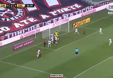 Así, difícil: autogoles de Campos y Suazo contra el 'Cacique' en el Colo Colo vs. Atlético Paranaense [VIDEOS]