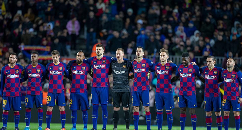 Los jugadores del Barcelona que ya no seguirían en el Barcelona 2020-21.