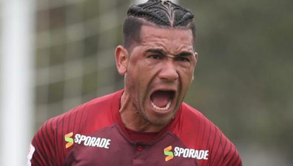 Jonathan Dos Santos tiene contrato con Universitario hasta diciembre de este año. (Liga 1)