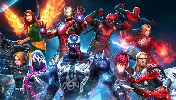 Marvel prepara todos estos videojuegos para los próximos meses