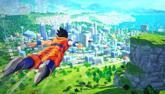 Dragon Ball Z: Kakarot saldrá a inicios del próximo año para las principales consolas (Bandai)