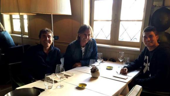 Iván Bulos habló sobre los consejos que recibió con Ricardo Gareca. (Foto: Difusión)
