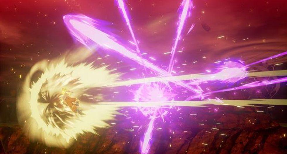 Nuevas escenas de Dragon Ball Z: Kakarot (Bandai)