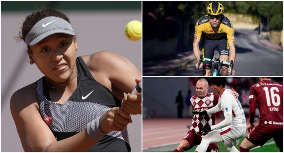 Las grandes figuras del deporte que sufrieron casos de depresión. (Fotos: Agencias/ Difusión).