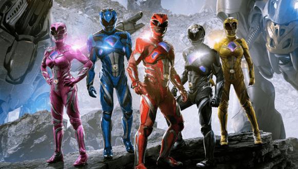 ¿Los 'Power Rangers' están de regreso?