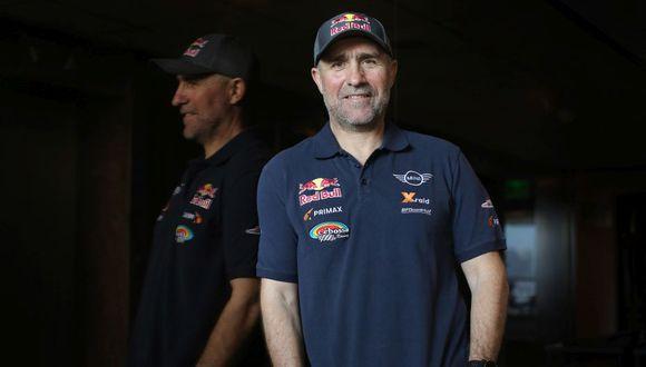 Stéphane Peterhansel es el piloto más laureado del Rally Dakar con 13 trofeos. (Foto: Marco Ramón/GEC)