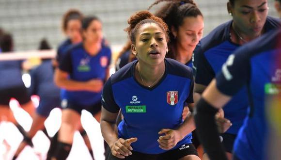 La selección peruana de vóley lucha por el cupo para los Juegos Olímpicos Tokio 2020. (Foto: FPV)