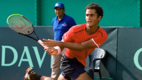 Juan Pablo Varillas ocupa el puesto número 124 del ranking ATP. (Foto: Agencias)