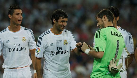 Florentino Pérez vive su segunda etapa como presidente del Real Madrid. (Getty)