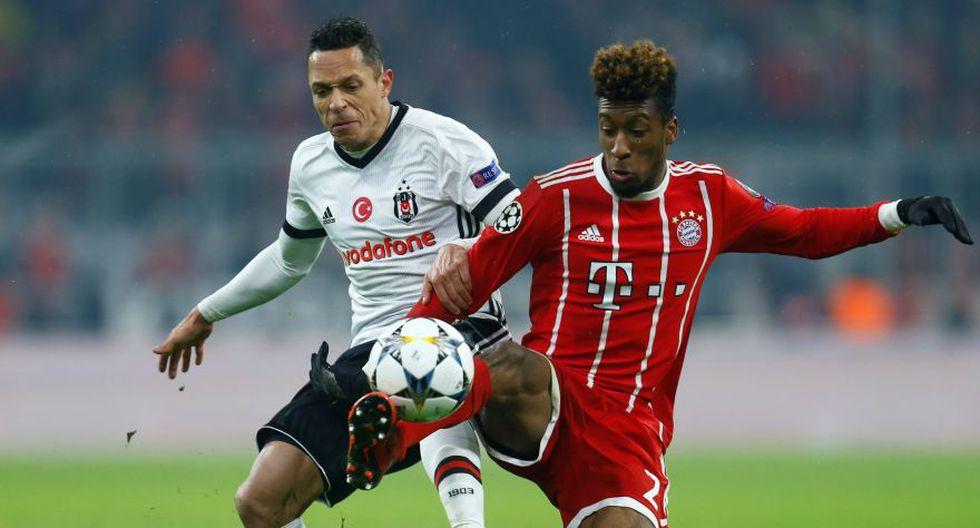 Bayern Munich tiene pie y medio en cuartos de final de la Champions League. (Agencias)