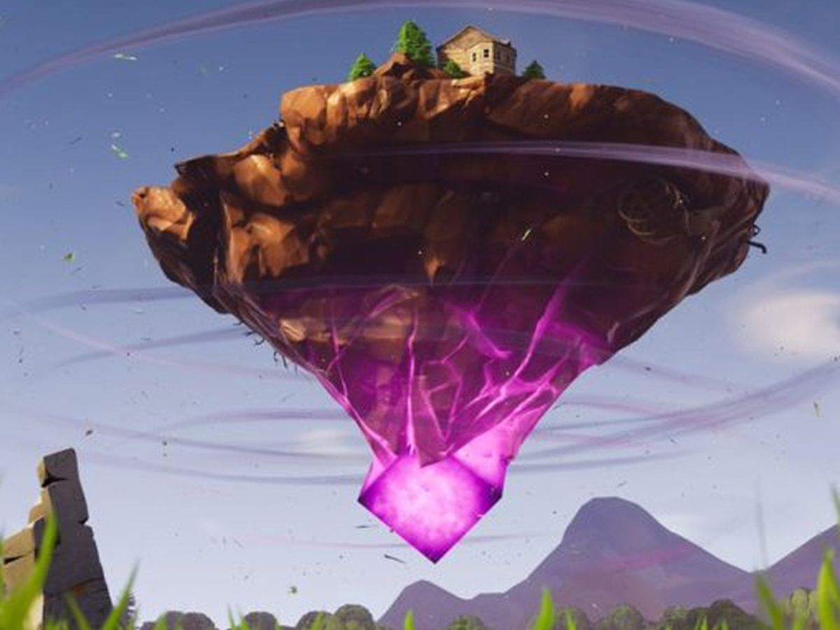 Fortnite La Isla Del Lago Entra En Movimiento Temporada 6