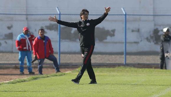 Ángel Comizzo fue campeón con Universitario de Deportes, en 2013. (Foto: GEC)