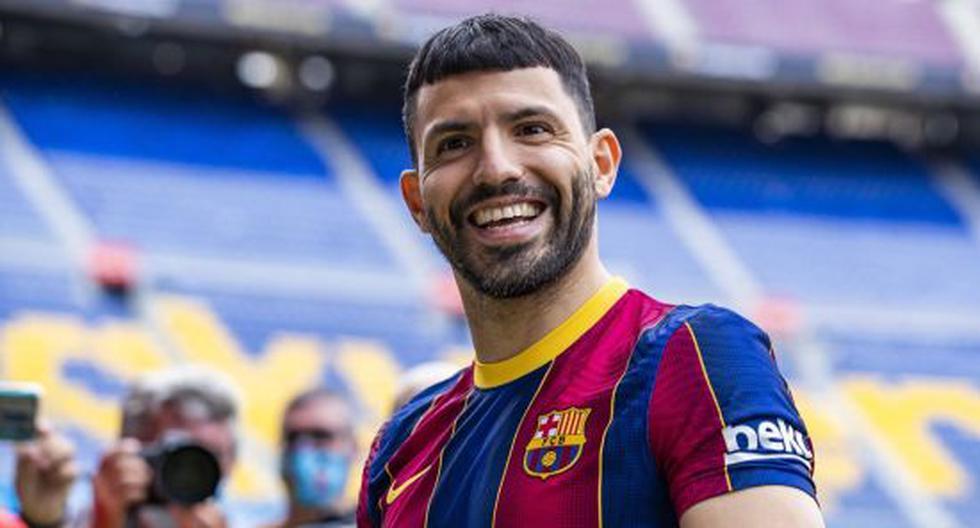 """La última carta del Barcelona en Champions League, según Agüero: """"Hay que ganar sí o sí"""""""