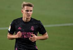 Le hace caso a Ceballos: Arsenal pide al Real Madrid el préstamo de Martin Odegaard