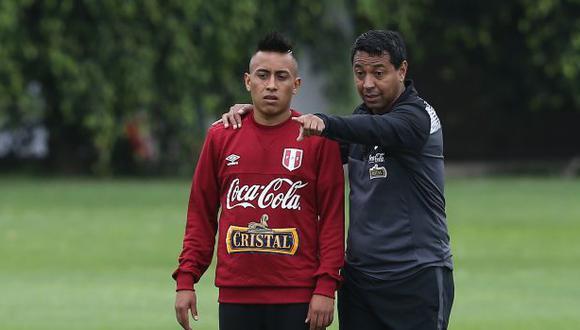 Perú ya piensa en lo que serán sus amistosos ante Chile y Estados Unidos. (Foto: Fernando Sangama)