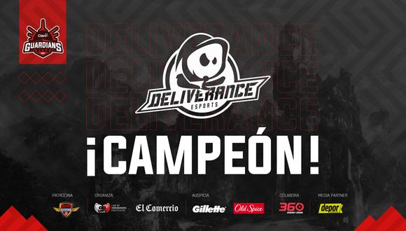 League of Legends: Deliverance Esports campeón de Claro Guardians Cup. (Foto: LVP)