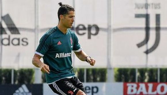 Cristiano Ronaldo estuvo varias semanas en Madeira junto a su familia, en el periodo de confinamiento. (Foto: Juventus)