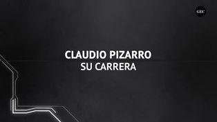 Claudio Pizarro: los históricos números del atacante nacional