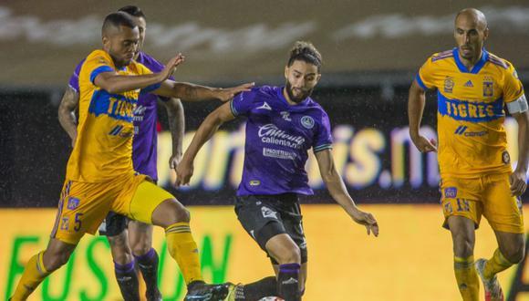 Tigres y Mazatlán igualaron por la fecha 7 del Apertura 2020 Liga MX (Foto: Twitter)