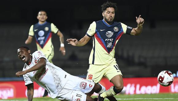 América goleó a Tijuana. (Foto: Twitter)