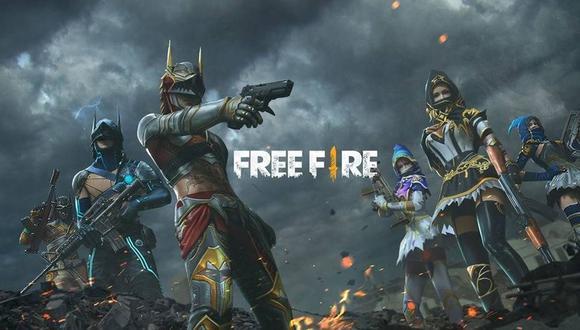 Free Fire: la lista códigos de recompensa gratis para hoy, 13 de abril de 2021. (Foto: Garena)