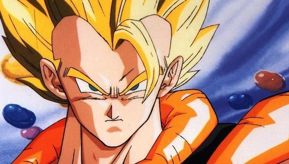 Gogeta en Dragon Ball (Toei Animation)