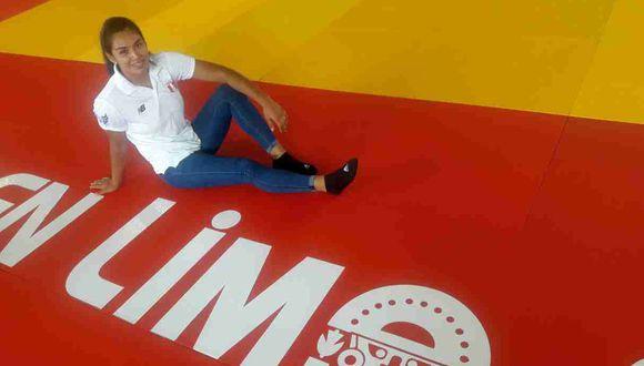 Camila Figueroa es la candidata a medalla en Lima 2019. (Foto: Iván Huerta / GEC)