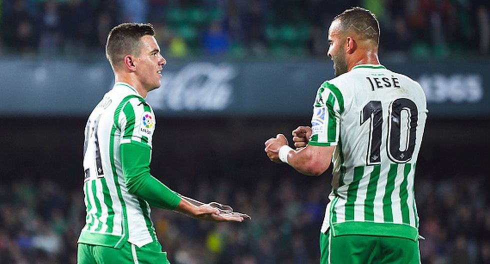 Real Betis venció 2-1 al Villarreal por la fecha 31 de LaLiga Santander. (Getty)