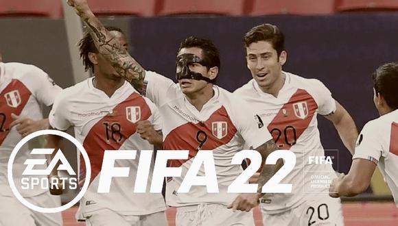 FIFA 22: Perú y otras 16 selecciones no aparecen en el videojuego