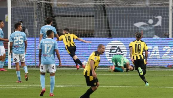 Sporting Cristal vs. Peñarol por Copa Sudamericana (Foto: GEC/Jesús Saucedo)