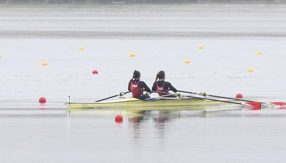 Cuatro peruanos buscarán su clasificación a Tokio 2020 en el Preolímpico de Remo en Brasil. (Foto: Violeta Ayasta/GEC)