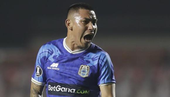 Jean Deza definió su futuro en el fútbol peruano. (Foto: AFP)