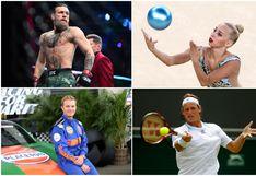 Los deportista que se retiraron anticipadamente de la competencia mundial