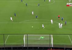 Tapadón: Keylor Navas evitó el segundo del Brujas vs. PSG en Bélgica [VIDEO]