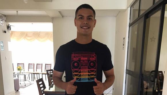 Kevin Santamaría narra cómo afronta la cuarentena con optimismo, lejos de su familia. (Foto: difusión)