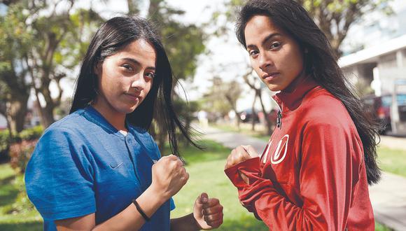 Xiomara y Xioczana Canales se volverán a enfrentar en la final de la Liga Femenina.