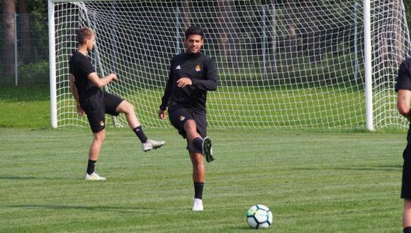 Jugó 35 partidos en La Liga la temporada pasada (Getty Images).