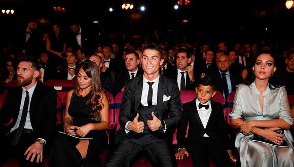 La fortuna de Ronaldo superó a la de Lionel Messi y a la de Kylian Mbappé. (Foto: EFE)