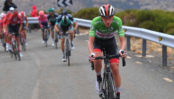 Tadej Pogacar ganó la Etapa 20 de la Vuelta a España 2019- (Foto: Getty Images)